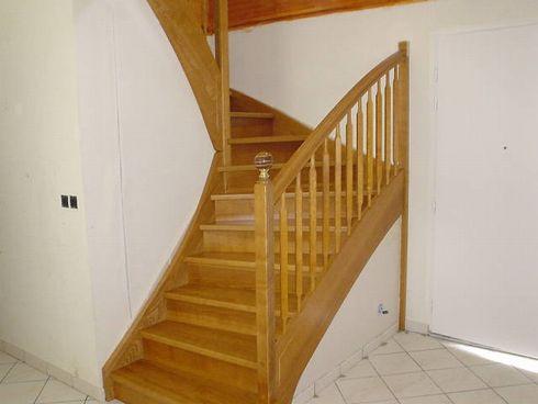 escalier 2 4 tournant gauche trouvez le meilleur prix sur voir avant d 39 acheter. Black Bedroom Furniture Sets. Home Design Ideas