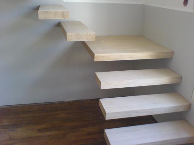 Escaliers deparis 77 escaliers en bois sur mesure ile de for Cout escalier