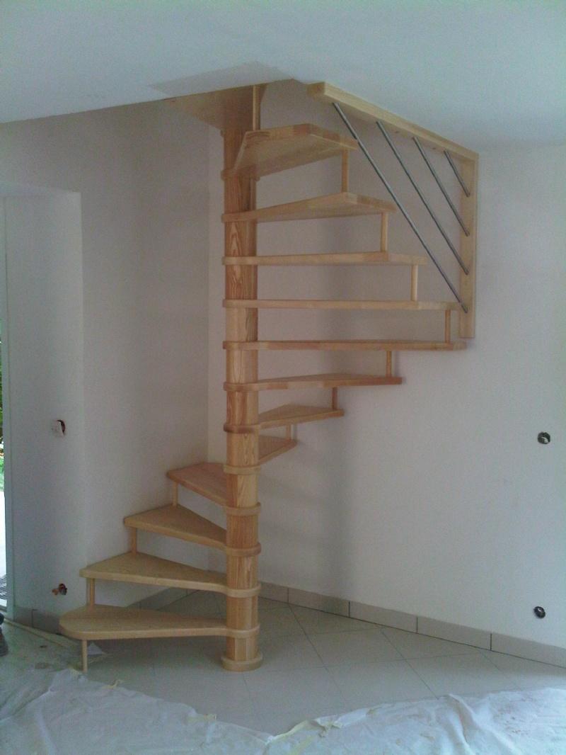 escalier helicoidal 160×160