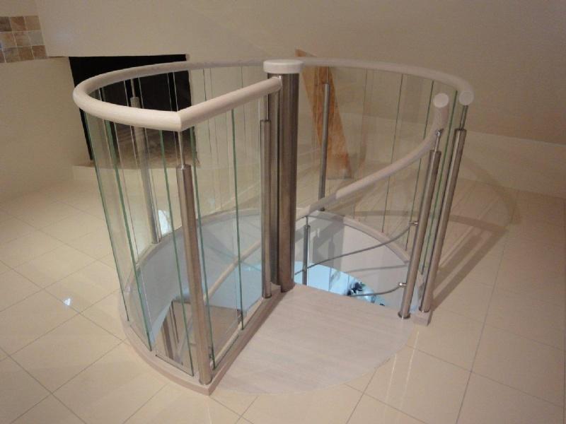 Super Escaliers Deparis 77 - escaliers en bois sur mesure ile de france #HZ_28